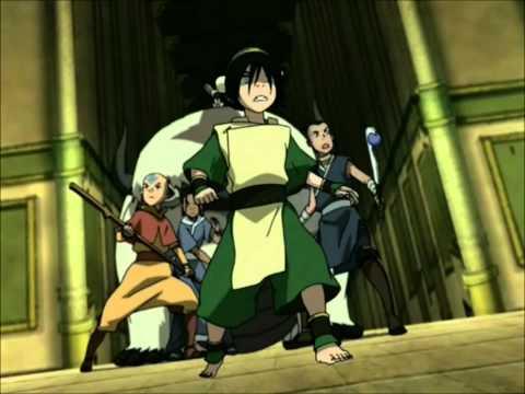 Avatar: The Last Airbender Season 02 cartoon - Watch