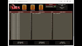 Auto Recipe Select for Novellus Concept One