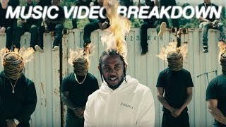 Kendrick Lamar - HUMBLE. (Music Video Editing Breakdown ep. 6) (Adobe Premiere pro)