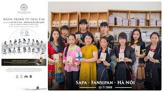 Nhật ký Hành Trình Từ Trái Tim - Ngày 12, Sapa - Hà Nội