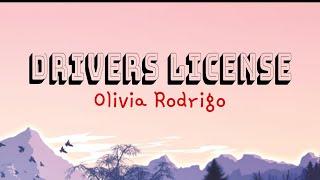 Download Olivia Rodrigo - Drivers License   dan Terjemahan