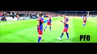 IMPRESIONANTE GOL DE MESSI A ARSENAL - AMAZING GOAL FROM MESSI VS ARSENAL - UCL 2011
