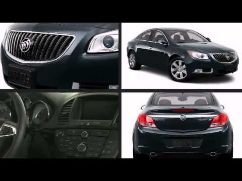 2013 Buick Regal Video