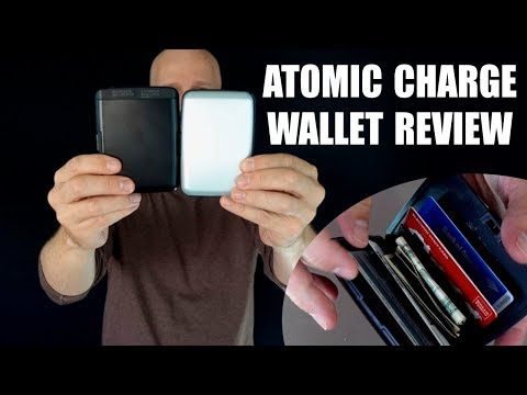 Atomic Charge Wallet Review: *VS* E-Charge Wallet