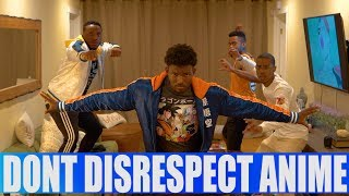 """DONT DISRESPECT ANIME"" pt.1 By: King Vader"