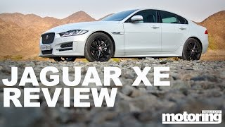 2015 Jaguar XE 2.0 Turbo full review - More fun than expected!
