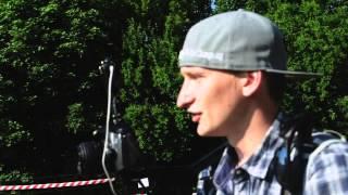 Bilderberg 2013 - Interview with Luke Rudkowski from We Are Change - Truthloader