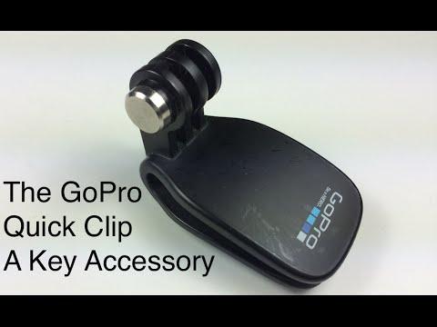 GoPro Quick Clip A Key Accessory