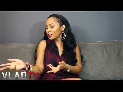 Love & Hip Hop: Tammy Rivera Says Hubby Waka Flocka Told Her They Would Get Married The First Time They Met!