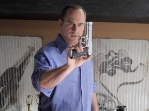 Kony Hunter with Christopher Meloni