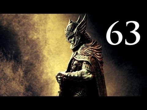 Elder Scrolls V: Skyrim - Ending / Alduin Boss Fight - Walkthrough Part 63 (Skyrim Gameplay)