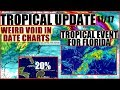 TROPICAL Event For FLORIDA? 20% Disturbance in Caribbean, BOOMS Being heard allover US