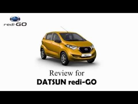 Datsun Redi go Review and Specification