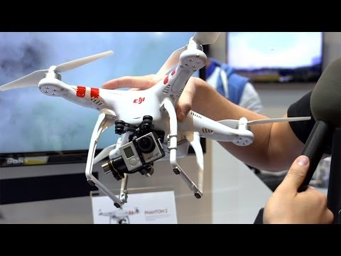 Hands-On with the DJI Phantom 2 Quadcopter