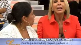"""Herencia Maldita"" - 17 oct 2012 - Laura (Completo)"