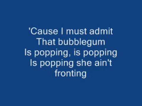 Lil Mama: Lip Gloss - With Lyrics video