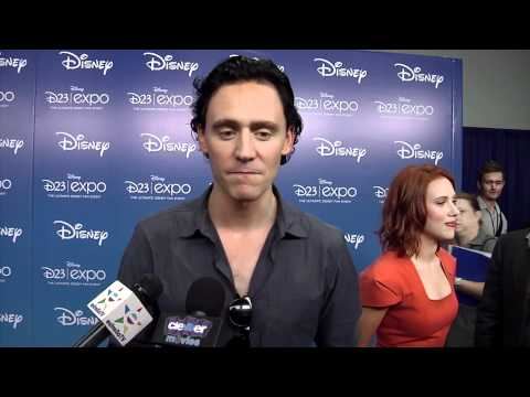 Tom Hiddleston Talks
