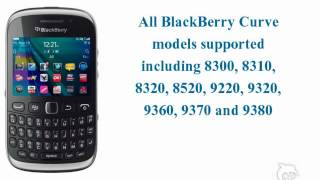How To Unlock BlackBerry Curve Free