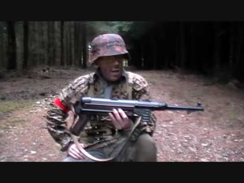 AIRSOFT AGM MP40 REVIEW