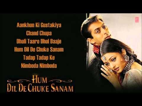 Hum Dil De Chuke Sanam Full Songs | Salman Khan Aishwarya Rai...