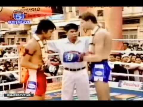 Vong Noy Vs. Limon (Russian boxer) (28-04-2012)