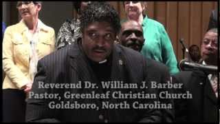 Clergy Rebukes Media for Asking Wrong Questions About Amendment One