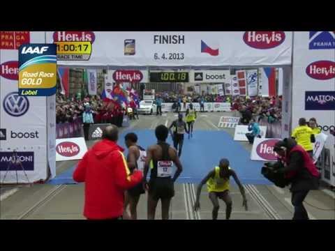 Gold Label: Hervis Prague Half Marathon 2013