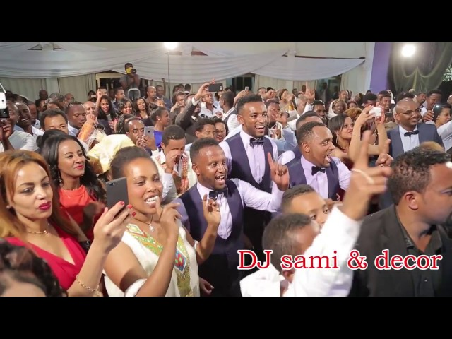Amazing Ethiopian Wedding - Groom singing to his bride