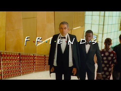 Johnny English Reborn - Friends Theme