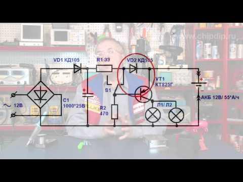 Видео: Источник аварийного