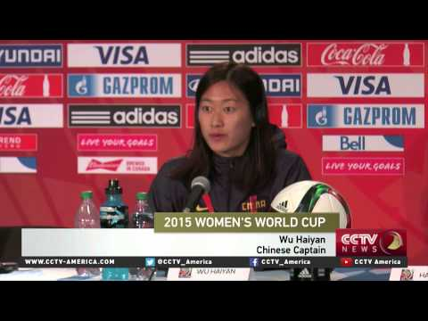Chinese women football team set for Cameroon