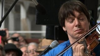 Joshua Bell: Music should be part of educational diet