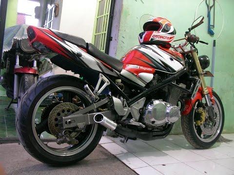 FOR SALE MOGE Suzuki Bandit 400cc thn1995 (ISTIMEWA- FULL MODIF ...