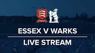Day Four: Essex v Warwickshire