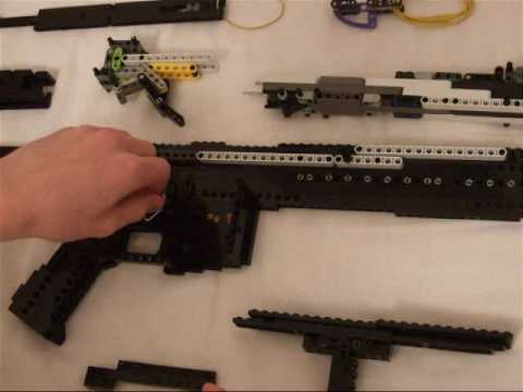 HK416 CQB instructions