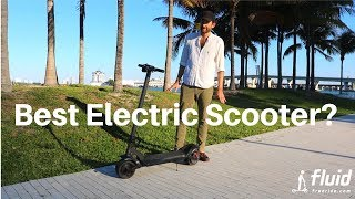 Mercane 2019 WideWheel Dual Motor 1000W Electric Scooter Review - for Commute and Play
