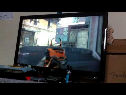 LG 42LD450 - Black Ops Gameplay.mp4