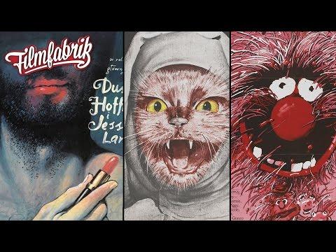 10 verrückte ausländische Filmposter (Teil 1: Polen)