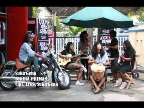 SukirGenk - Dikira Preman ( Video Clip ).