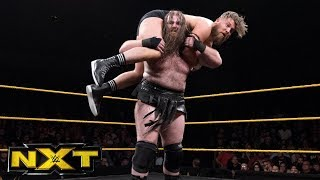 Killian Dain vs. Trent Seven: WWE NXT, Dec. 6, 2017