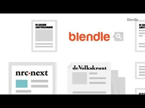 Can Blendle App Save the Print News Industry?