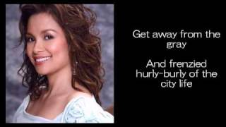 Watch Lea Salonga Can We Just Stop And Talk Awhile video