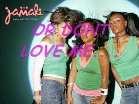Jamali - Love Me For Me (With Lyrics)