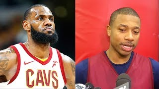 """Isaiah Thomas CALLS OUT LeBron James and the Cavaliers """"LOSING IS UNACCEPTABLE!!!"""""""