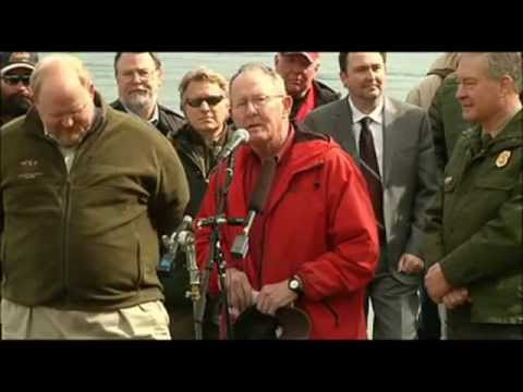 WKRN:  Lamar Alexander Stands Up for Tennessee Fishermen