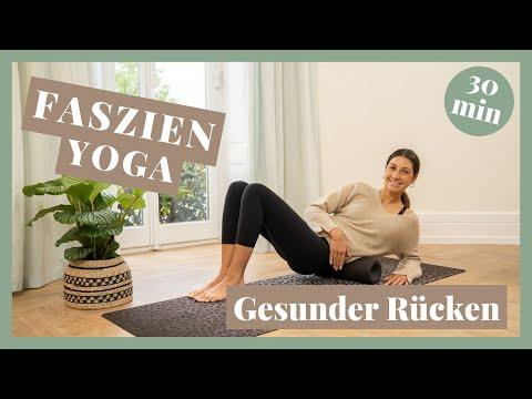Yoga für einen gesunden Rücken | 30 Minuten Flow für zu Hause | Verspannungen lösen