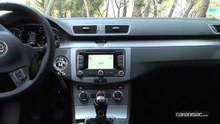 Essai vidéo Volkswagen CC : cruellement classique