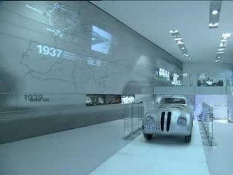 Exhibition at the BMW Museum - part 1