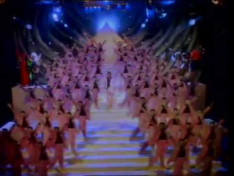 Freddie Mercury - The Great Pretender (Original Video 1987) Music Videos