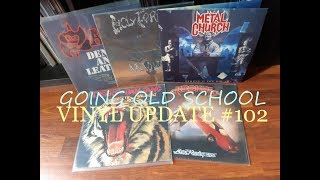 Going Old School | Vinyl Update #102
